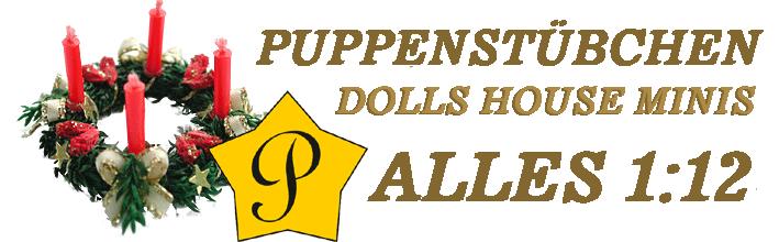 Puppenstübchen DollsHouseMinis-Logo